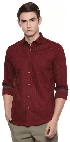 Van-Heusen-shirts-Best-Shirt-Brands-in-India-for-Men-2020