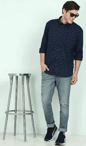 Parx-Shirts-Best-Shirt-Brands-in-India-for-Men-2020