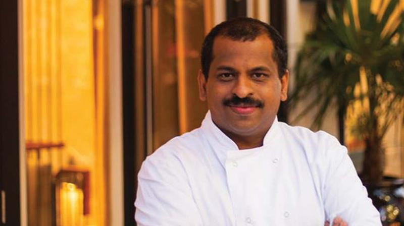 Image result for chef suresh pillai