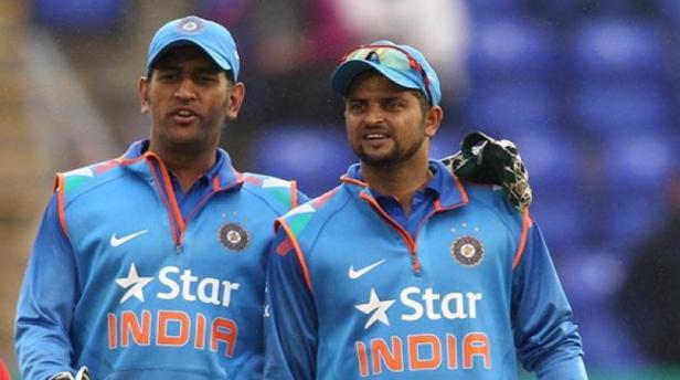 Image result for Suresh Raina also turned to be one of the youngest captains for India,