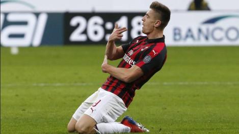 Image result for Milan vs Napoli Coppa Italia photos