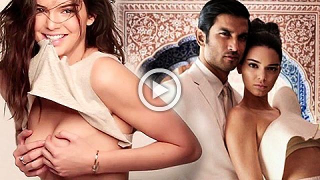 Sushant Singh Rajput Kendall Jenner Sexy Photoshoot For Magazine
