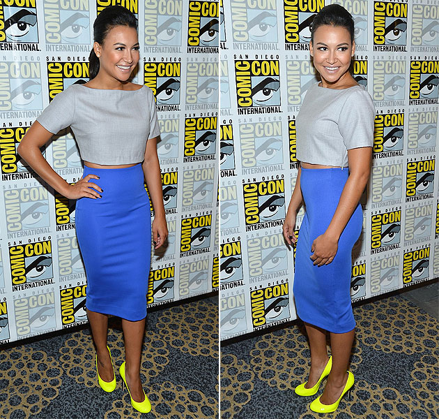 naya-rivera-comic-con-2012