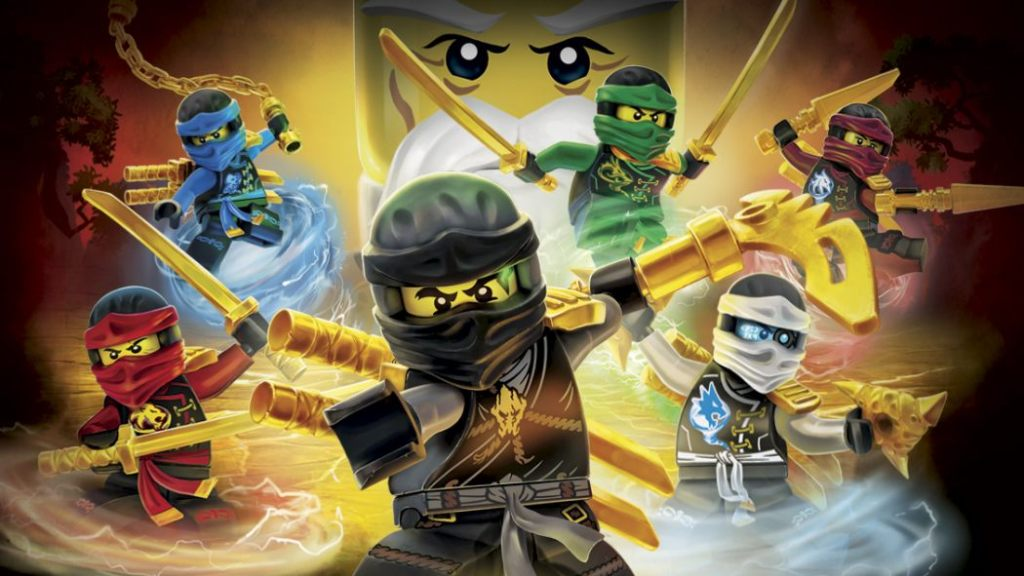 Image result for lego ninjago movie characters