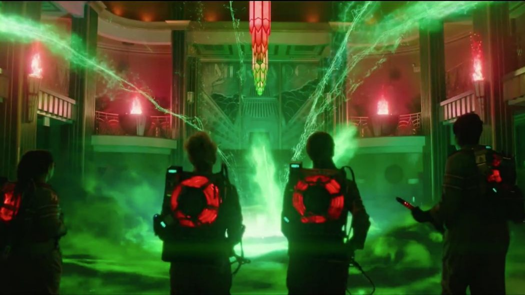 Image result for ghostbusters extended edition