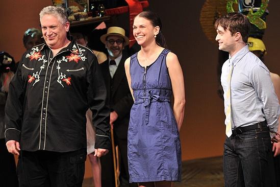 Easter Bonnet 2011 – Harvey Fierstein – Sutton Foster – Daniel Radclife