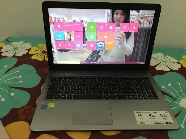 Laptop Asus Sonic Master X540L core i3 RAM 4GB VGA 2GB