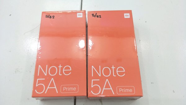 XIAOMI REDMI NOTE 5A PRIME 32GB DISTRIBUTOR ROM GLOBAL
