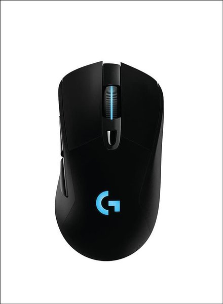 LOGITECH WIRELESS NIRKABEL G403 WIRED . WIRELESS GAMING MOUSE - GAMING MOUSE MURAH