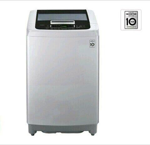 LG T-2107VSPM Mesin cuci SMART INVERTER Kapasitas 7.0 kg