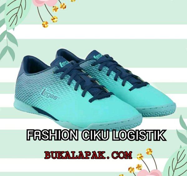 League Legas Original Series Attacanti LA Sepatu Futsal Pria - Cockatoo Majolica Blue