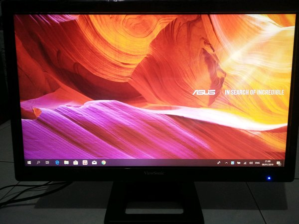 Monitor LED Viewsonic TD2420 second