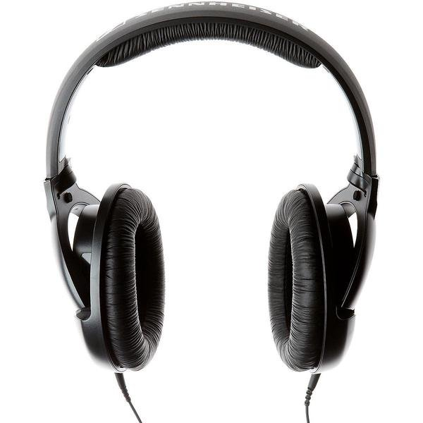 Dijual New ! SENNHEISER HD 201 Headphone - Hitam Limited SQCMPRN_03