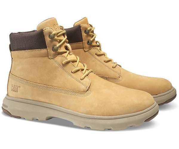Spessial Sepatu Casual Caterpillar Awe boots Honey original