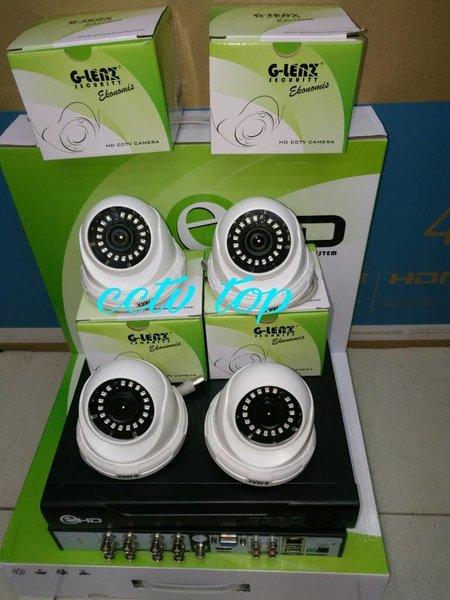 PROMO DI BULAN INI PAKET CCTV 4 CxxNEL 2.0MEGA PIXEL BRAND G-LENZ PROMO