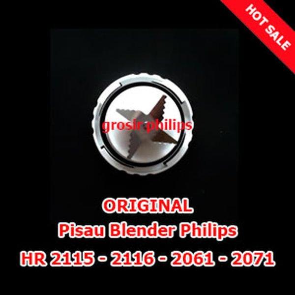 Gelas Blender Philips Plastik HR 2115   2116   2061   2071  Komplit