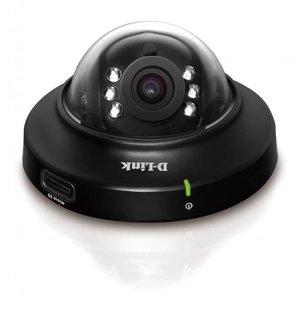 D-Link DCS-6004L HD PoE Day Night Mini Dome Cloud Camera