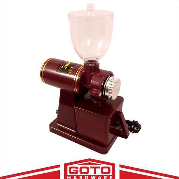 Hote Sale Mesin Giling Biji Kopi Coffee Maker Grinder Listrik Electric Rumahan