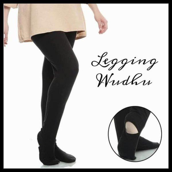 Best Seller Legging Wudhu .