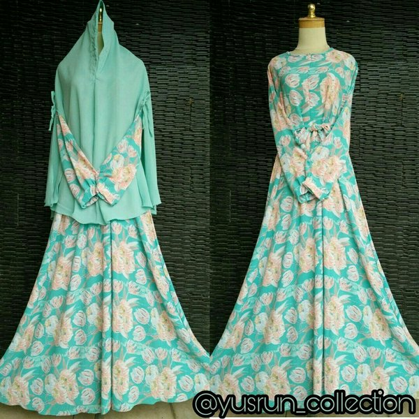 GAMIS BUBLE CREPE TOSCA