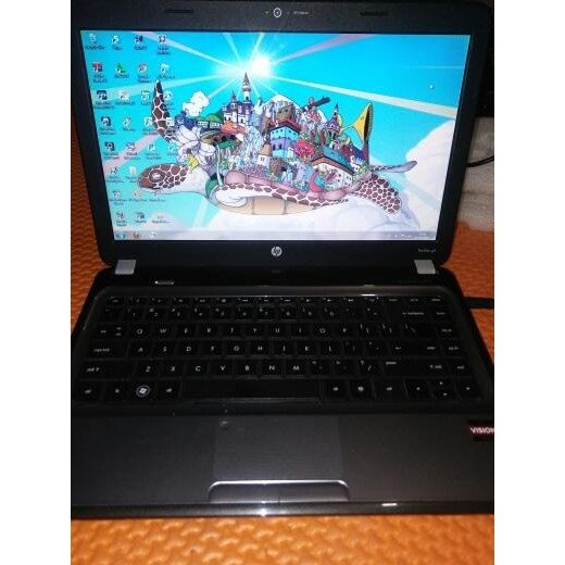 Laptop Gaming HP Pavilion G4- 2 500Gb- AMD A4-3305M 1.9Ghz- Fullsettt