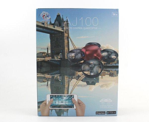 Spesial mini drone AJ100WH altitude hold wifi FPV camera v JJRC H36 H33 H98 H8