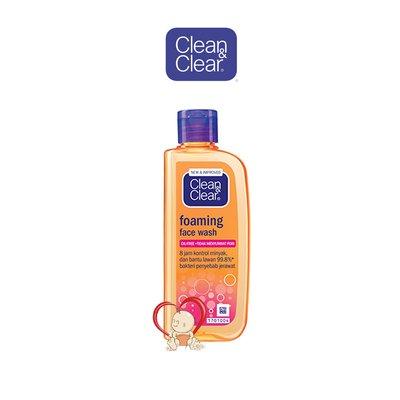 Clean And Clear Essential Foaming Facial Wash Di Lapak Claudia Online Shop Bukalapak