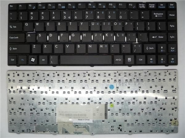 Terlaris - Keyboard Msi Ms-1356 U270 US270DX MS-1245 GE40 MS-124K MS-1485 MS-1492