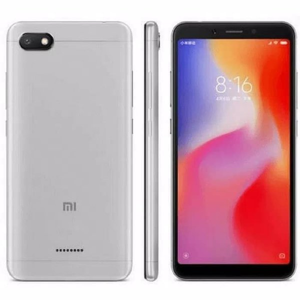 Hp Handphone Xiaomi Redmi 6A 3 32 RAM 3 Internal 32GB