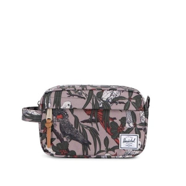 TAS Herschel Chapter Travel Kit Carry On   Brindle Parlour 23