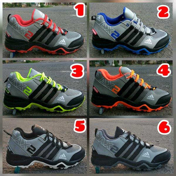 adidas ax2 goretex label vietnam termurah sepatu lari badminton futsal olahraga distro populer