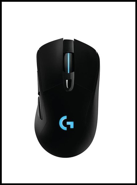 LOGITECH WIRELESS NIRKABEL G403 WIRED . WIRELESS GAMING MOUSE - MOUSE MURAH