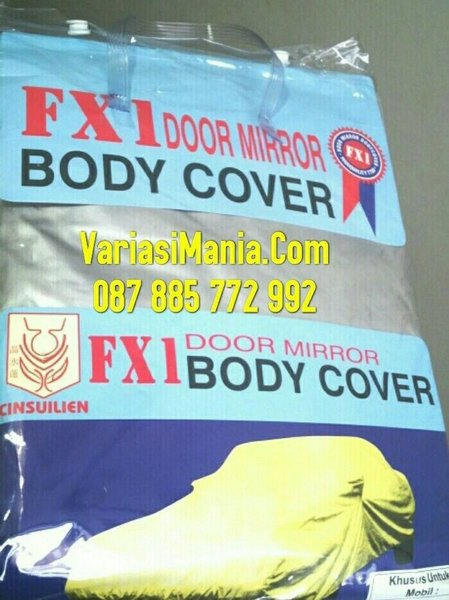 New Body Cover  Sarung Mobil  Selimut Mobil Pick Up Granmax