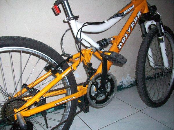 Jual Beli Sepeda Polygon Rapid 24 Bekas | Sepeda MTB ...