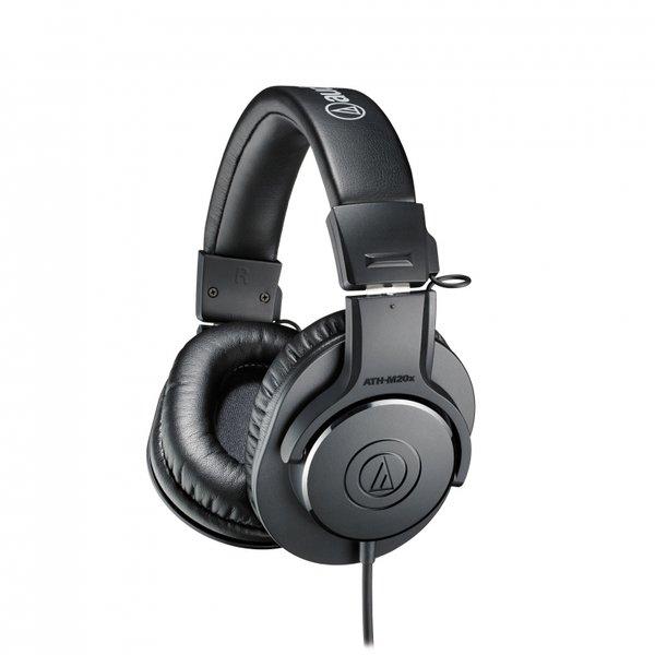 Audio Technica ATH-M20X - Professional Studio Monitor Headphone