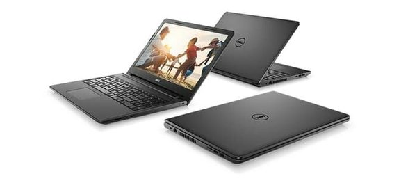Laptop Dell inspiron 3476 core i7