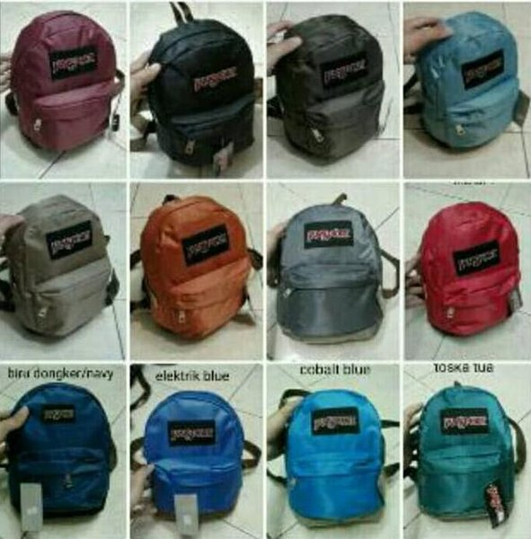 Promo Tas Jansport Ransel Mini