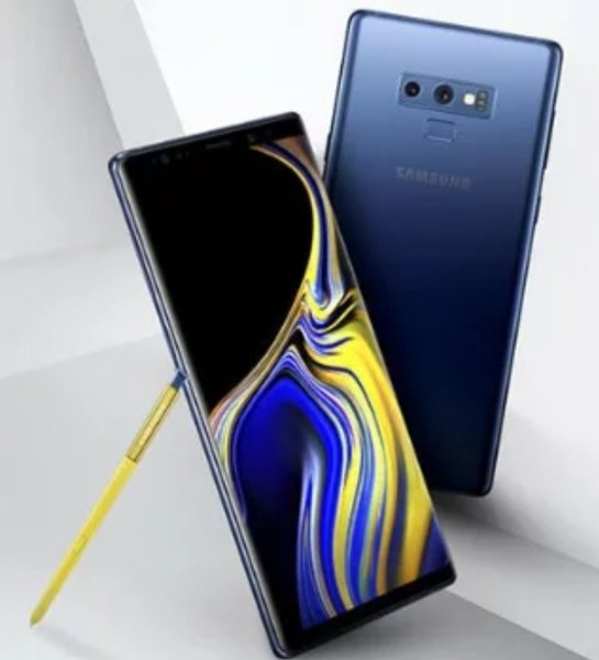 HP SAMSUNG NOTE 9