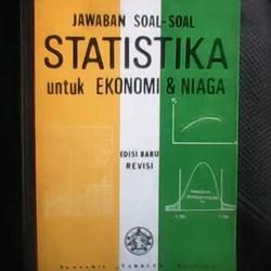 Statistika untuk ekonomi dan keuangan modern edisi 3 buku 1 disertai cd suplemen. Jual Produk Jawaban Soal Soal Statistika Termurah Dan Terlengkap September 2021 Bukalapak