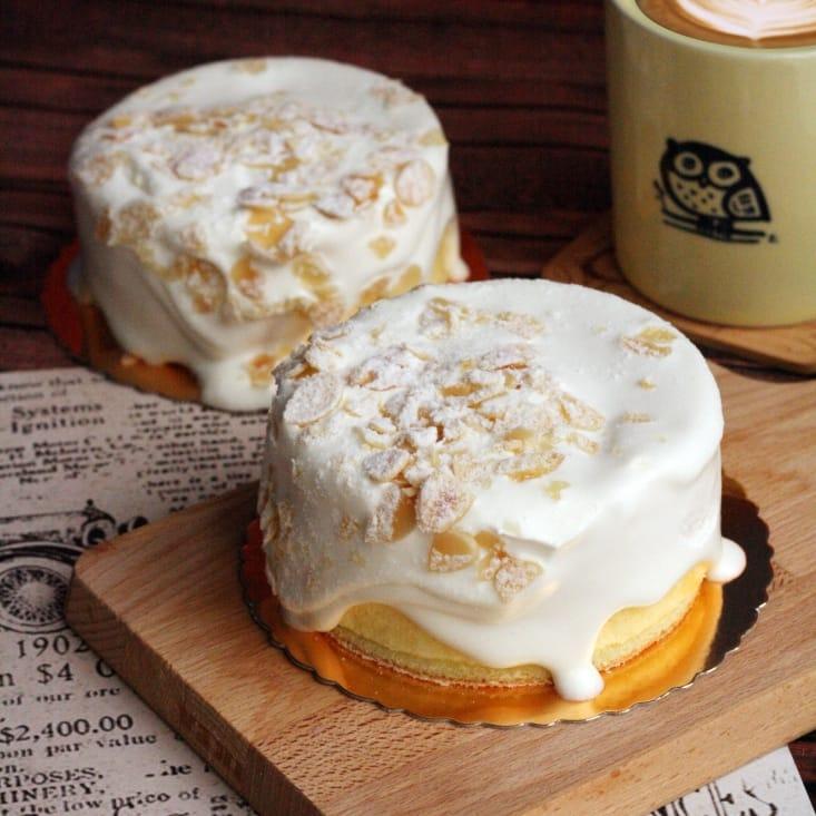 【奧瑪烘焙】超熱銷爆漿海鹽奶蓋蛋糕 - 生活市集