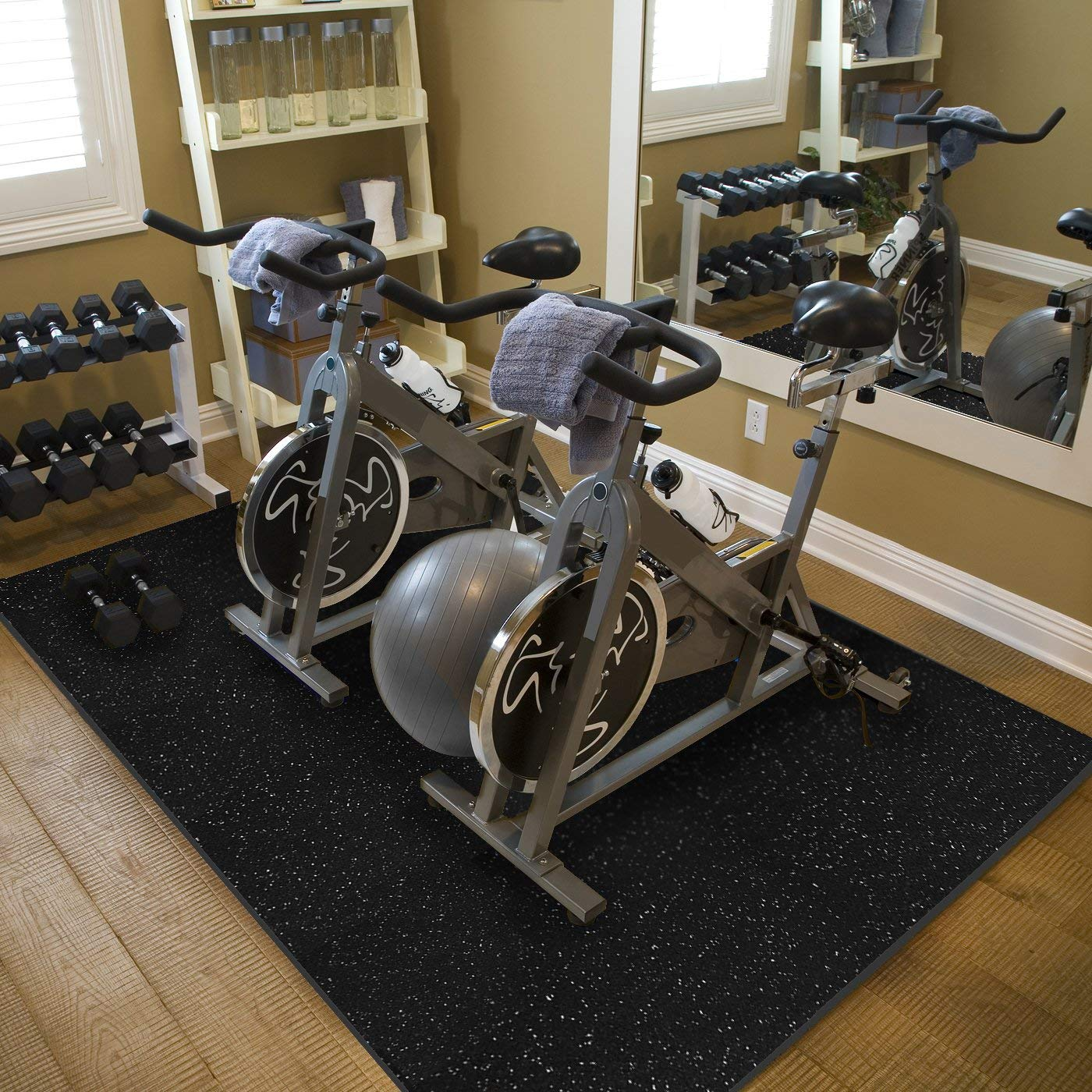 amenager son propre gym a la maison
