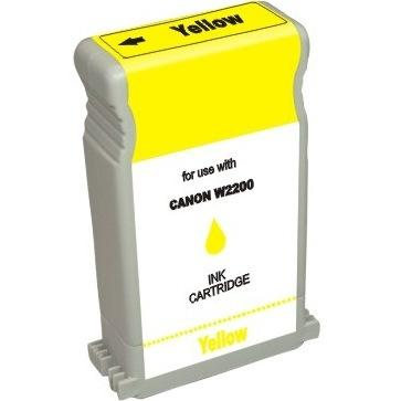 Canon BCI-1302Y Compatible Yellow Ink Cartridge