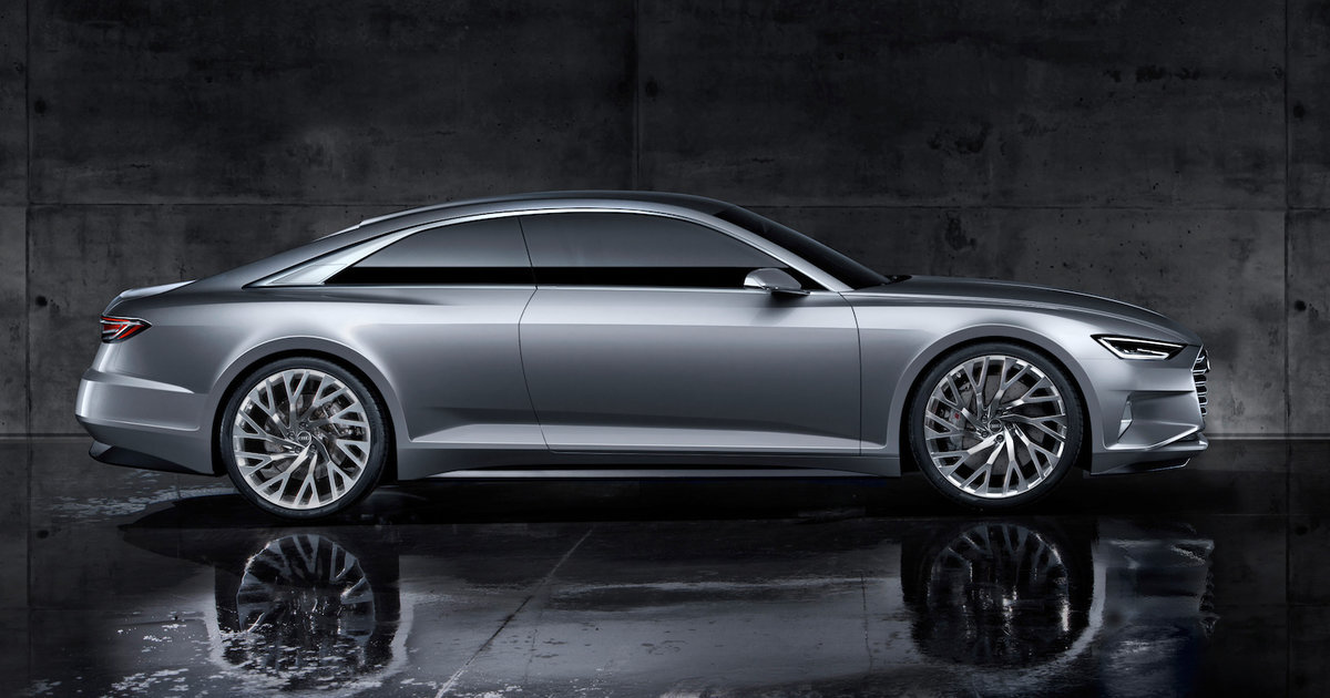 Audi A9 E Tron Gets Green Light For Production Due In