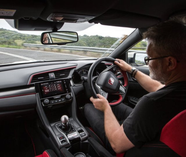 The More Compact Rs Has The Agility Edge On The Tightest And Narrowest Of Roads But The Type R Still Gives The Focus A Closer Run For Its Money Than The