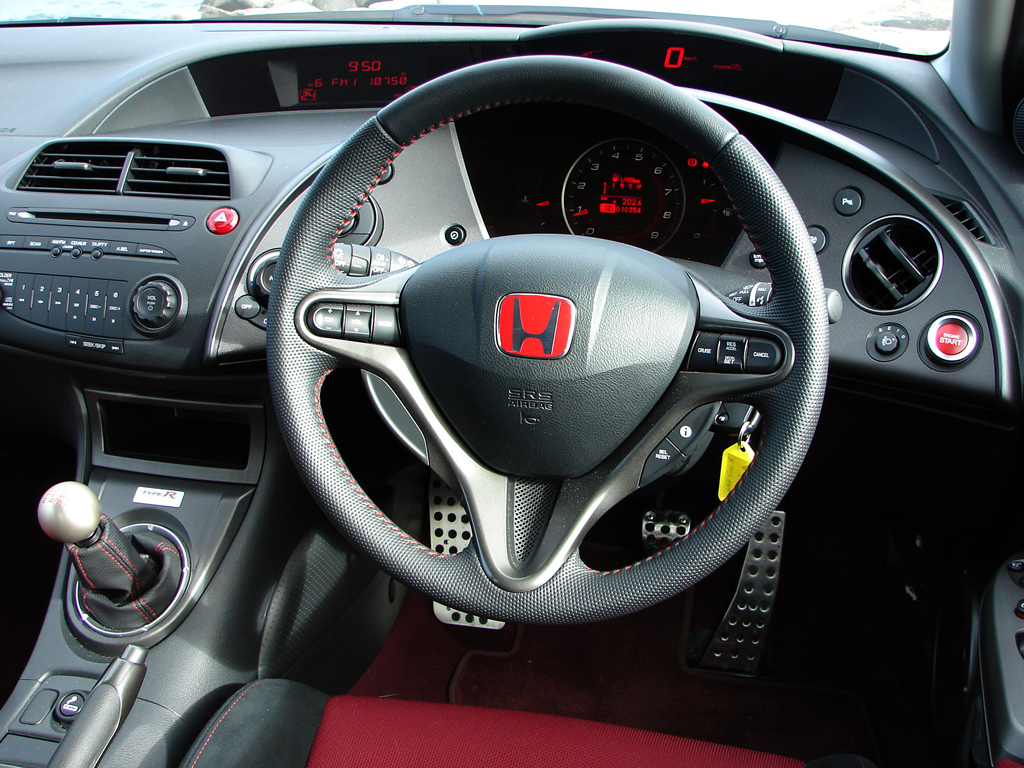 Honda Civic Type R Review Amp Road Test CarAdvice