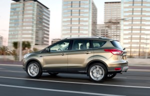 Ford Kuga: European model previews Australianspec SUV