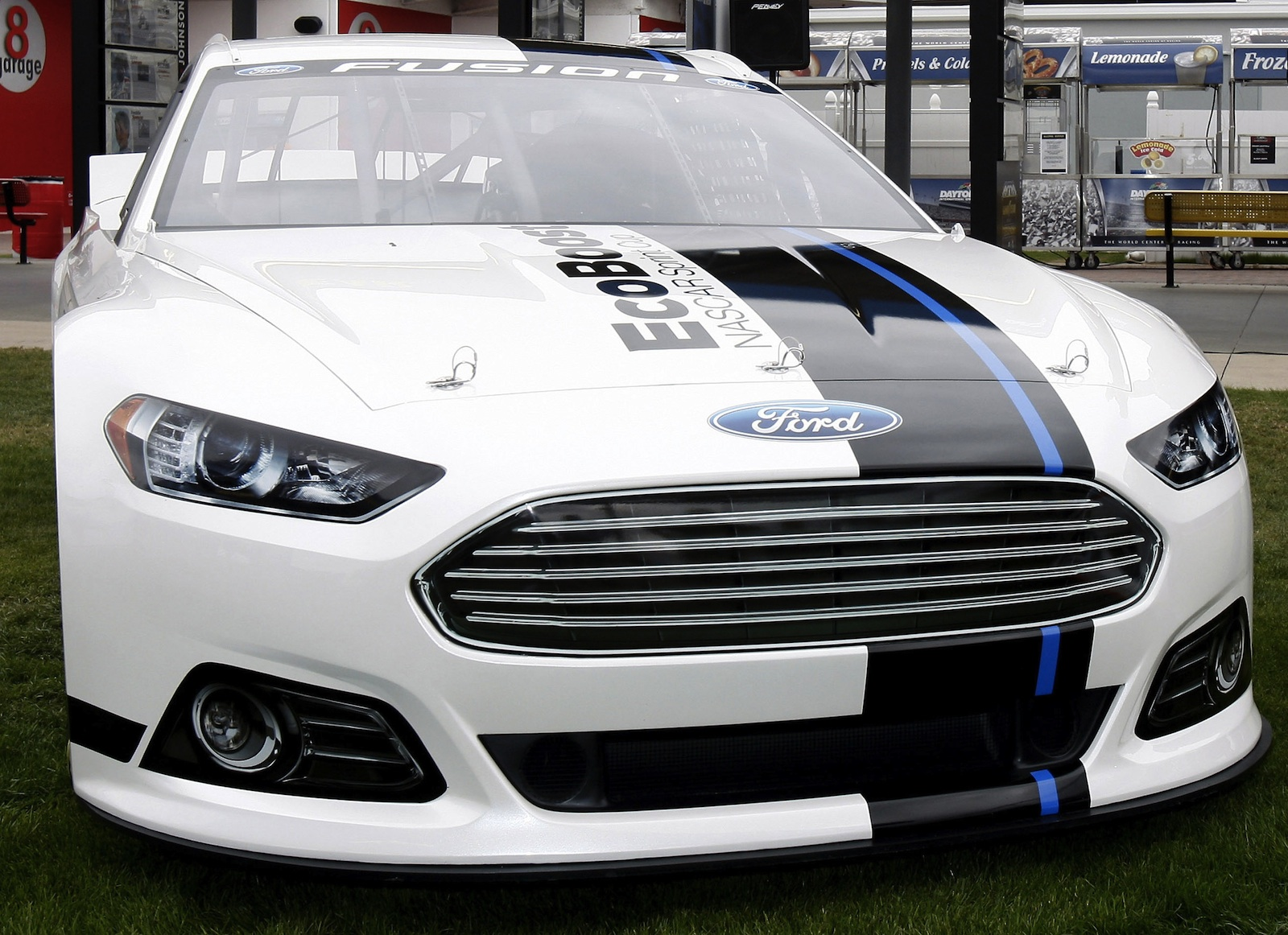 Ford Racing Shows Off New Global Motorsport Livery