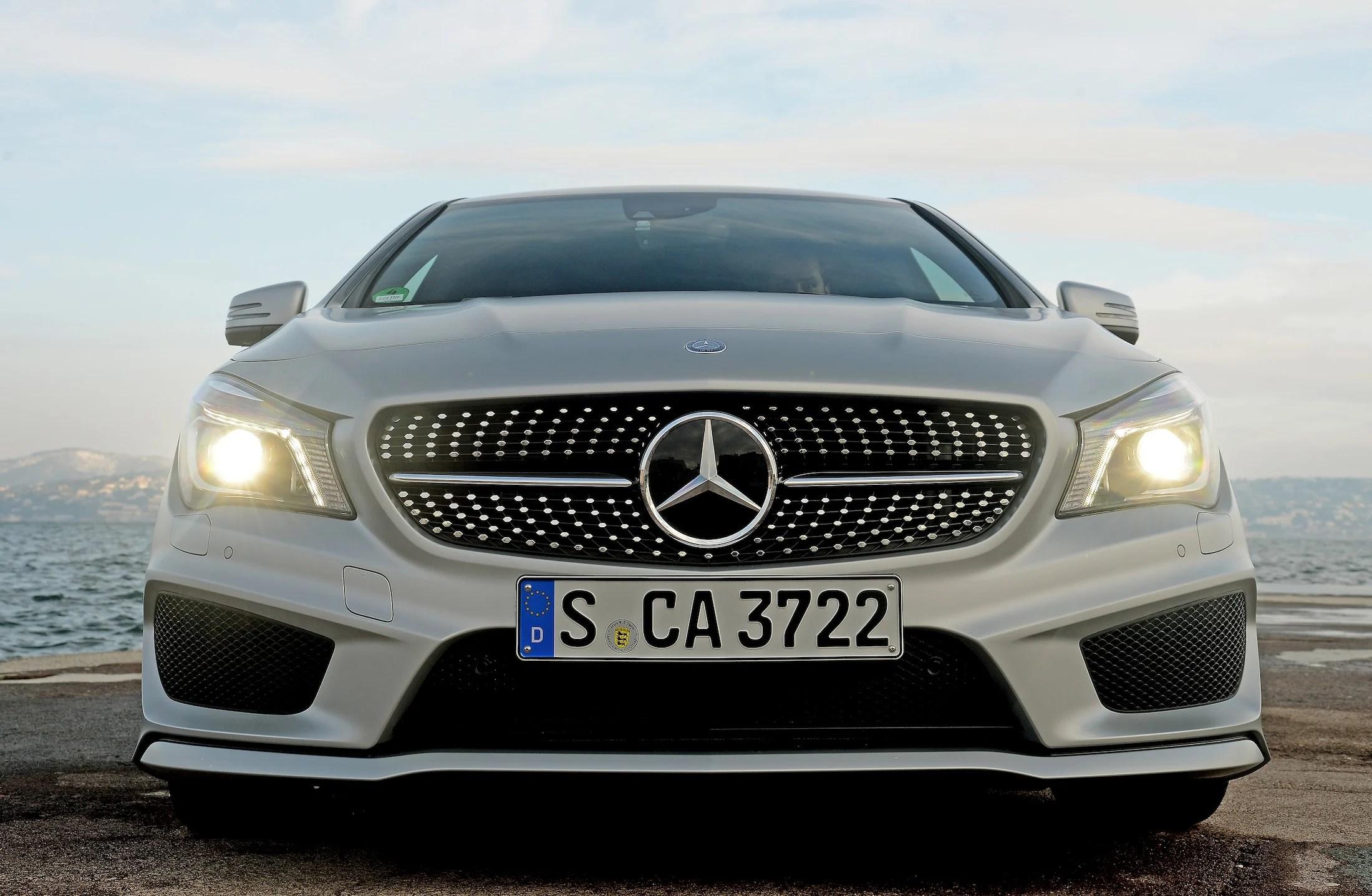 Mercedes Benz CLA Review CarAdvice