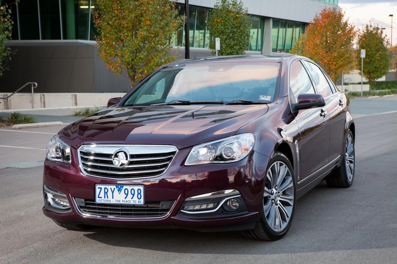 2013 Holden Vf Calais Review Photos Caradvice