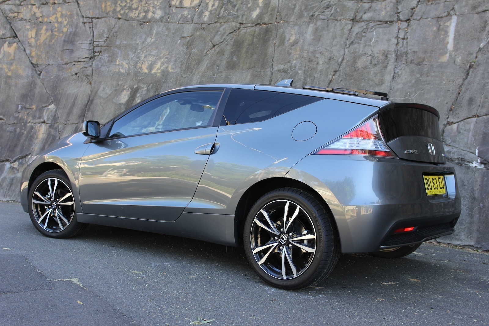 Honda CR Z Future Under Evaluation In Australia Photos